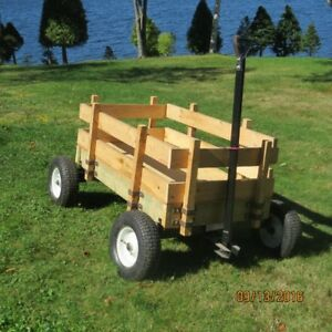 ATV Steel Cart