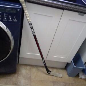 Bauer Prodigy Left Hand Youth Hockey Stick