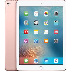 New apple 9.7' Ipad pro ( 32GB Wi-Fi + 4G LTE, ROSEGOLD )