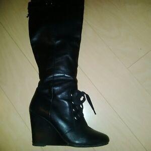 RUDSAK bottes Boots cuir