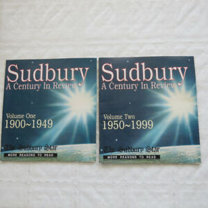 """""""A Century in Review""""  by  """"The Sudbury Star"""""""