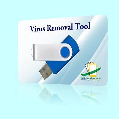 Kaspersky Virus Removal Security Antivirus Malware Anti Virus Windows 10 Usb