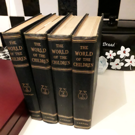 Books-The World of Children