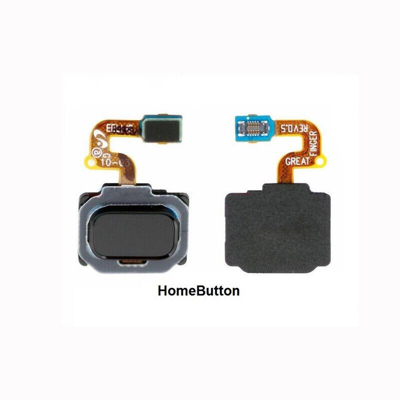 OEM Home Button Fingerprint Sensor Flex For Samsung Galaxy N