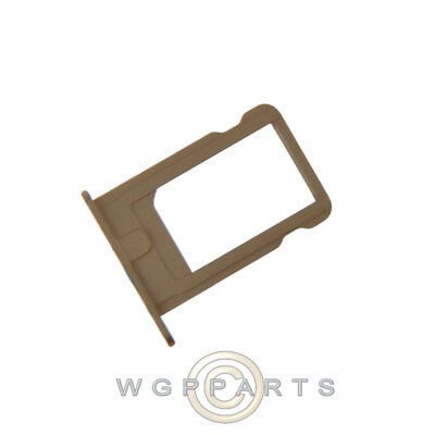 SIM Card Tray for Apple iPhone 5S SE CDMA GSM Gold Holder Slot Insert Module