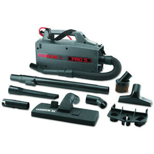 reduced Super Compact Canister Vacuum - ORECK