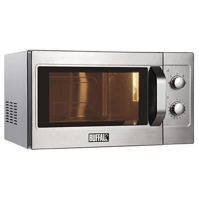 Buffalo Gastronomie Mikrowelle Gastro Mikrowelle 1100 W Gewerbe Mikrowelle