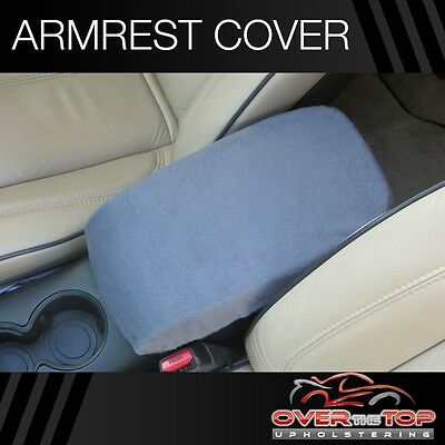 Ford Edge (H4T) 2007-2010 DARK GRAY Armrest Cover For Console Lid -