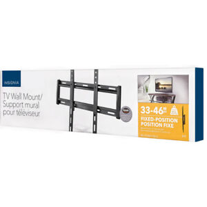 "BRAND NEW Insignia 33-46"" INCH TV Wall Mount BRAND NEW"
