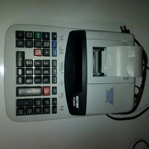 New never used calculater Victor PL8000 Kitchener / Waterloo Kitchener Area image 1
