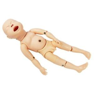 Teaching Education Advanced neonatal Boy Life Care model (limb flexibly) 220367