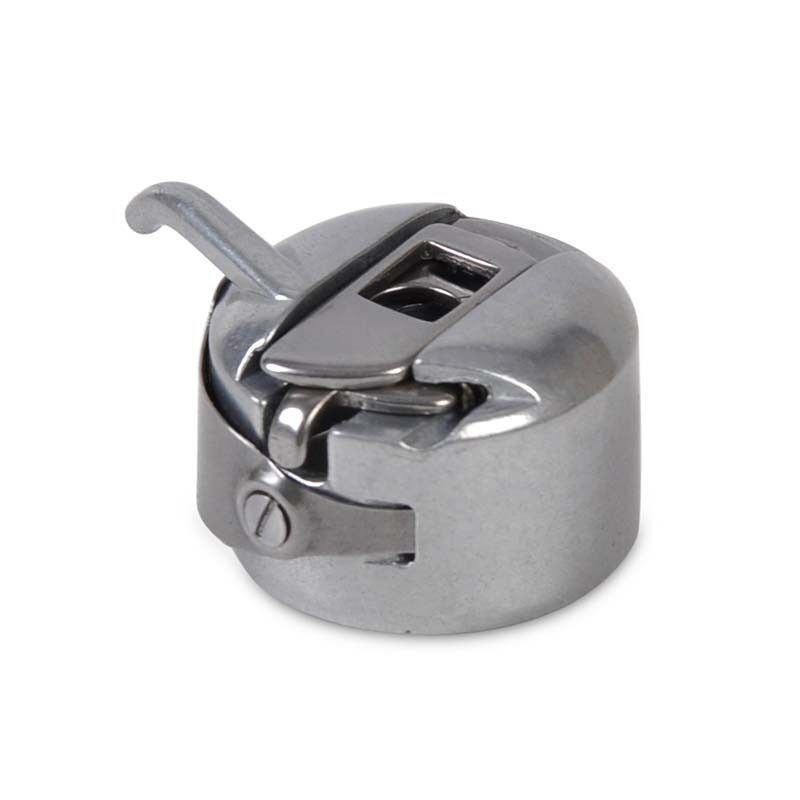 Sewing Machine Metal Bobbin Spool Case Knitting Accessories Flat-bed Tool Supply