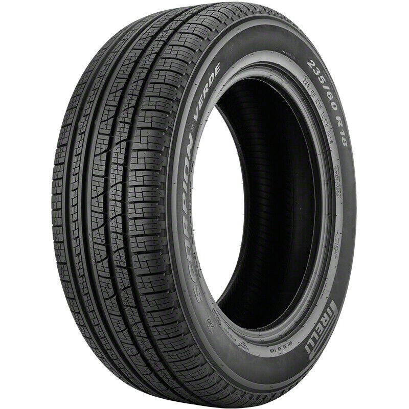 Quantity of 1 PIRELLI Scorpion Verde All Season 255//55R18 XL 109H 255 55 18