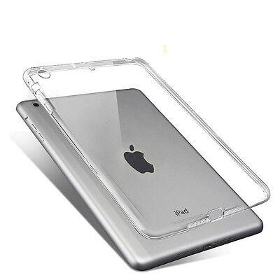 TPU Silikon Case für Apple iPad Mini 2 3 Transparent Klar Crystal Hülle Cover Apple Ipad 2 Silikon