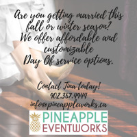 Looking for a Day of Wedding Coordinator?