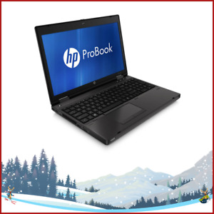 HP ProBook 6550p with Core i3 Processor and 4GB Ram!