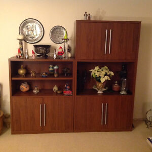 DOCENT Living room cabinets