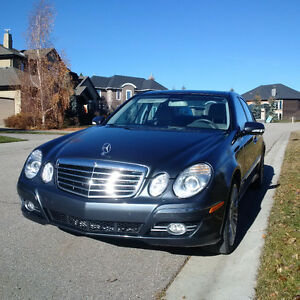 2008 Mercedes-Benz E-Class 5.5L Sedan