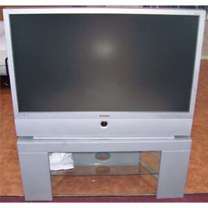 """Good working 50"""" samsung projection tv"""