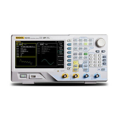 1pcs New Rigol Function Waveform Generator Dg4162 160mhz 2 Channel 500msas