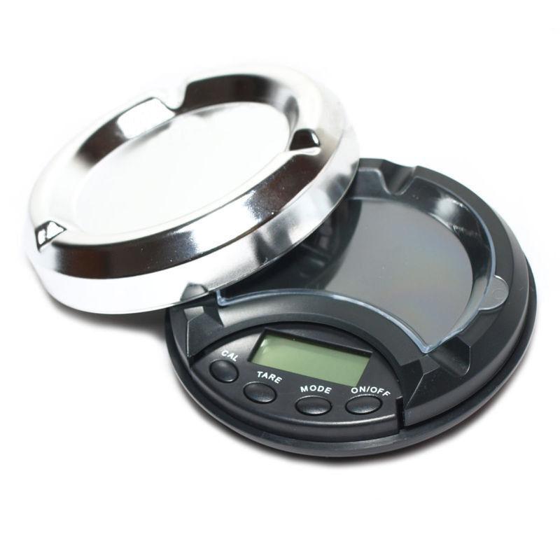 0.01g x 100g Digital Scale - Ash Tray Scale ATS-100 .01 gram accuracy