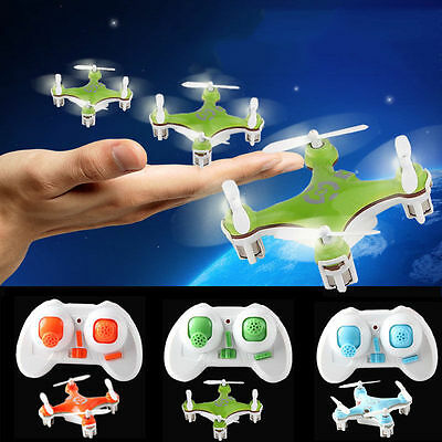 Cheerson Cx 10 Mini 2 4Ghz 4Ch 6 Axis Rc Quadcopter Drone Rtf Ufo Aircraft Usa