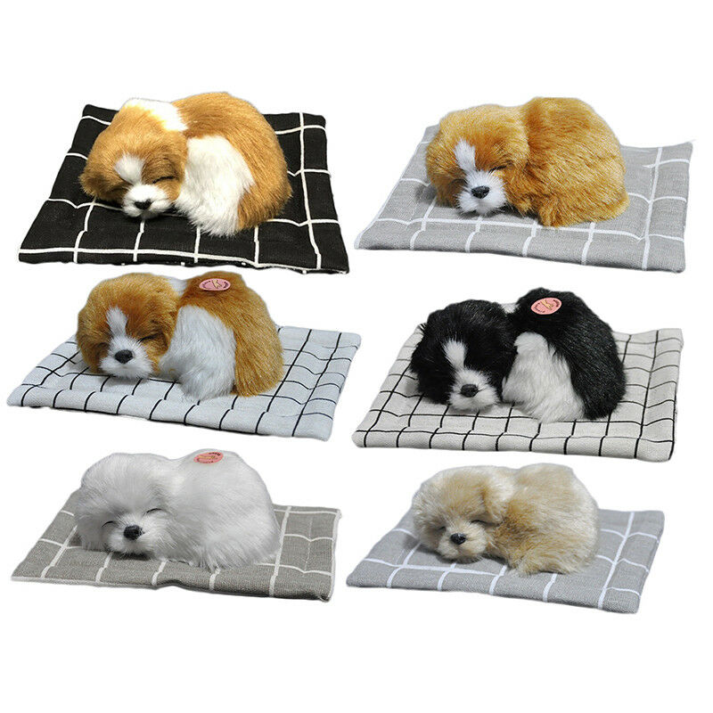 Dog Puppy Lifelike Simulation Sound Toy Kids Realistic Cute Soft Doll Baby toys