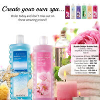 Create Your Own Spa