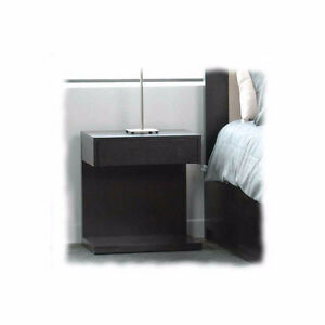 PAIR OF END TABLES OR NITE TABLES EXPRESSO FINISH Kitchener / Waterloo Kitchener Area image 2
