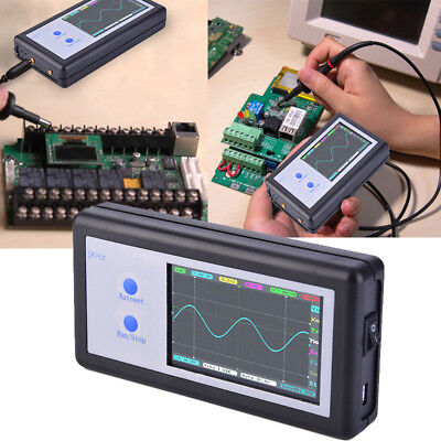 Handheld D602 Arm Nano Mini Pocket-sized Digital Oscilloscope Industrial Pro
