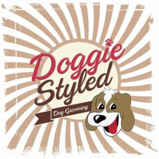 DoggieStyled (mobile dog groomer) Scarborough Stirling Area Preview