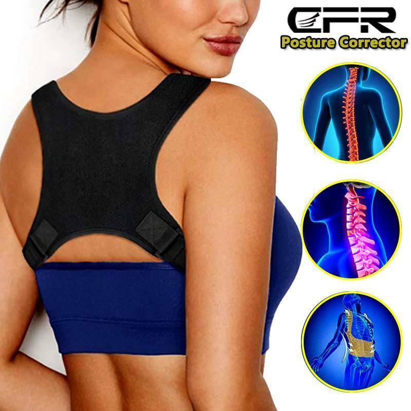 Medical Posture Corrector Back Shoulder Support Correct Brac