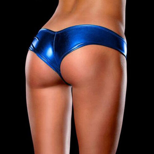 Fashion One Size Sexy Womens Thongs G-string V-string ...
