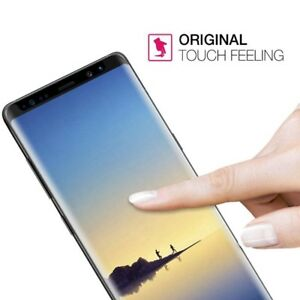 SUPTMAX Galaxy Note 8 Screen Protector, [Case Friendly] Samsung