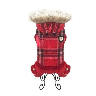 Hundeschneeanzug Anzug für Hunde Schneeanzug Winteranzug S - M - L - XL