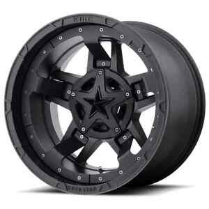 "Roues 20"" XD Series Rockstar 3 Dodge Ram Tundra Roue Mag Noir 20"