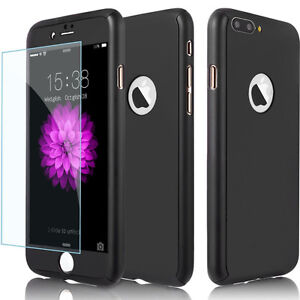 High quality protective Case Cover, with Tempered Glass Screen