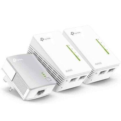 Kit Powerline Extensor Universal TP-Link TL-WPA4220T Nuevo
