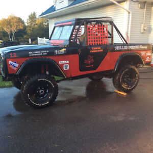 1977 Ford Bronco Race truck