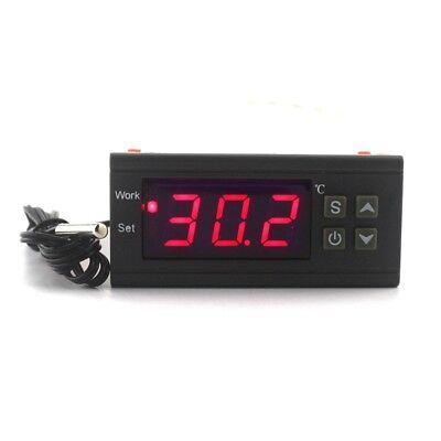 Digital Temperature Controller Thermostat Ac10a110v220v Led Sensor For Incubator