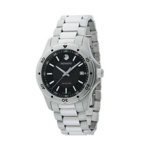 Movado 800 Series Mens Watch 1240621