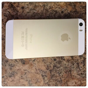 iPhone 5s 16GB Gold Kitchener / Waterloo Kitchener Area image 3