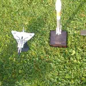 Jet fighter trainer die cast scale aircraft models - other ads 2 Kitchener / Waterloo Kitchener Area image 10