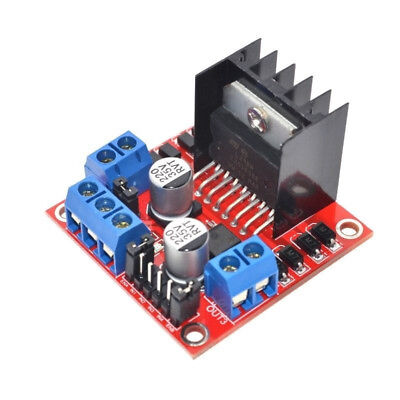 L298n Dc Stepper Motor Driver Module Dual H Bridge Control Board For Arduino Jd