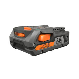 New! Ridgid 18V 2.0Ah HYPER Lithium-Ion Compact Battery