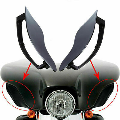 Air Deflector with Accessories Fit for Harley Touring Electra Glide models US