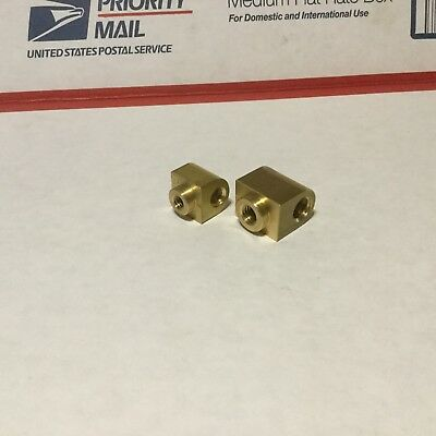 10L South Bend Lathe Crossfeed And Compound Nut Set