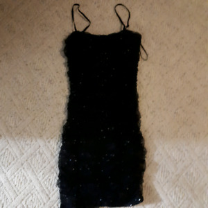 Small black dress