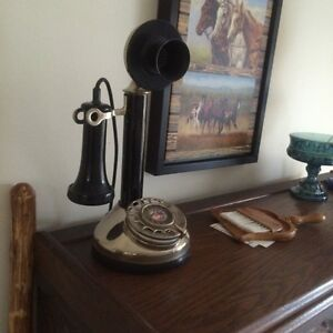 Candlestick  Phone  .. Works ...Charlottetown