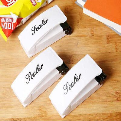 Food Sealer Machine Home Kitchen Portable Snack Bag Sealing Mini Seal Tool Hot